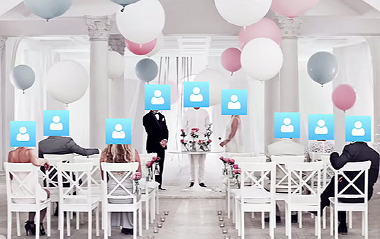 virtual weddings who knew they were a thing the magic blog